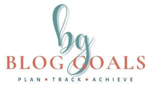 blog goals compressed